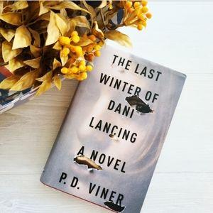 Novel The Last Winter of Dani Lacing Book PD Viner